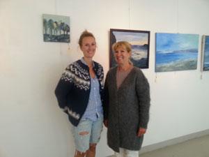 Nina och Lisbeth Frydenlund
