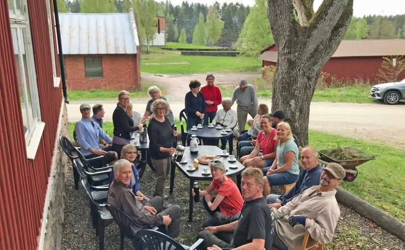 Välkommen till Föreningen Bruksgårdens arbetsdagar sommaren2021